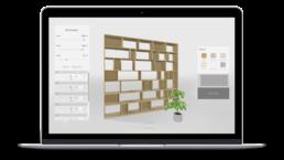Configure your perfect bookshelf