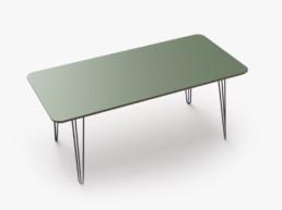 Linoleum tafel